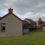 Extension Co Armagh works on site3