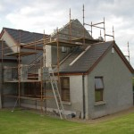 Extension Co Armagh works on site4
