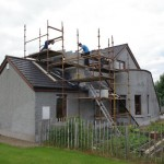 Extension Co Armagh works on site6