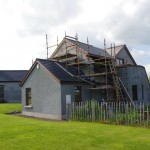 Extension Co Armagh under construction1