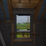 Lovely views over countryside from 1st floor bedroom, Richhill, Armagh