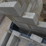 Wide cavities for insulation beyond the Building Regulations
