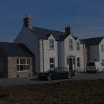 External view of new house, Killylea, Armagh