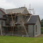 Extension Co Armagh works on site1