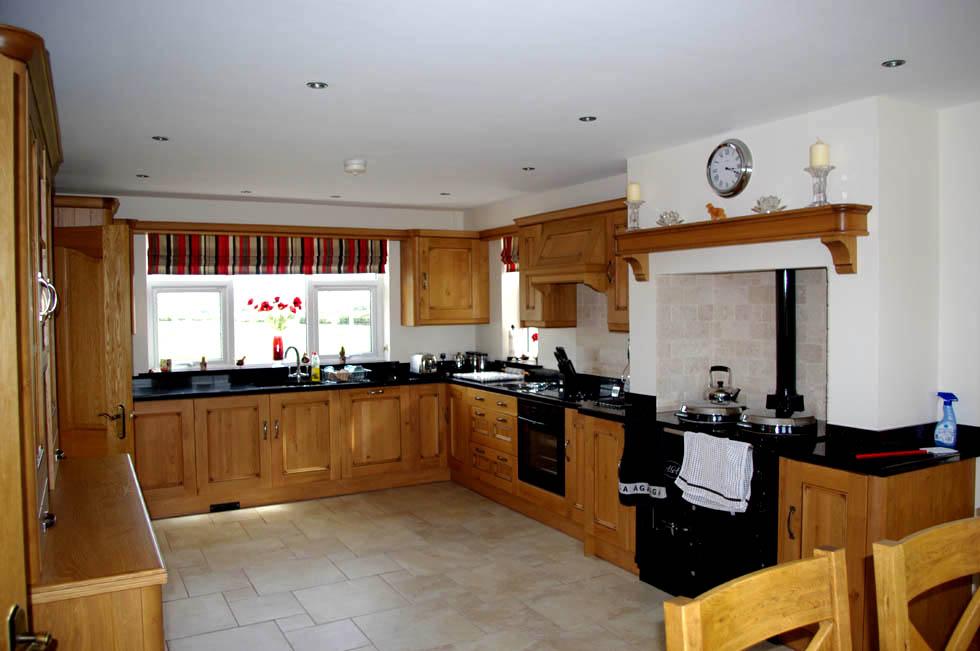 S Farmhouse Kitchen Stove