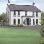 Replacement dwelling project, Co Armagh