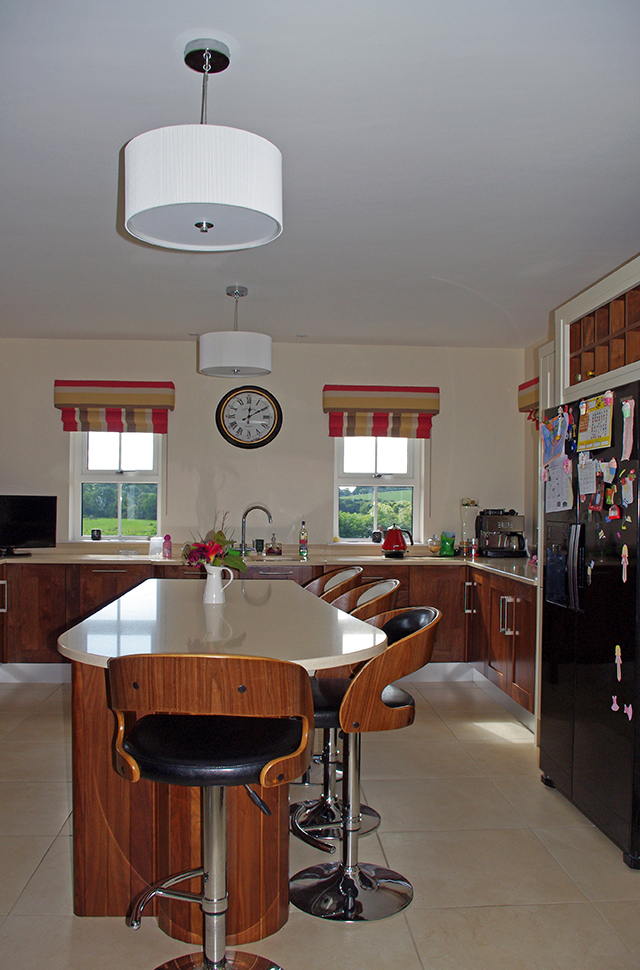Dwelling knappagh armagh colin lindsay architect for Quality kitchens