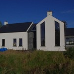 Modern, contemporary, rural dwelling, County Down, Northern Ireland