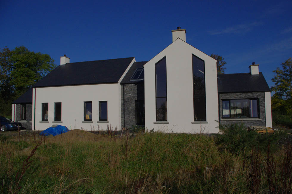 New House At Scarva Colin Lindsay Architect Richhill Northern