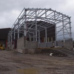Factory extension, Portadown.