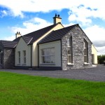 Natural stone adds character to dwelling