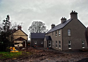 Replacement dwelling Armagh